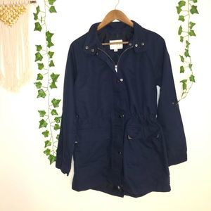 A New Day Blue Utility Jacket